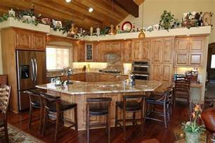 Kitchen Art Cabinets by Rustic Country Kitchen Ideas 7890 Baytownkitchen