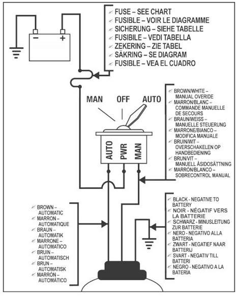 wiring diagram rule bilge wiring diagram how to