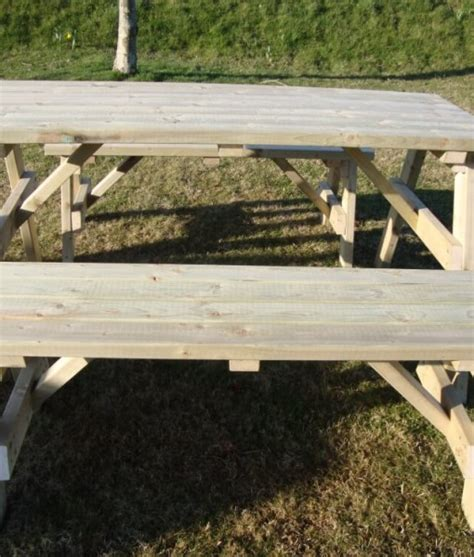 stansport heavy duty picnic table and bench set picnic table and bench set