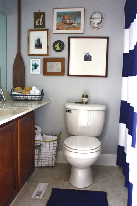 nautical master bathroom