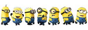 25th Birthday Decorations Minions Despicable Me Party World