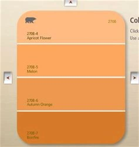 sweet orange by benjamin paint baby paint colors colors and paint