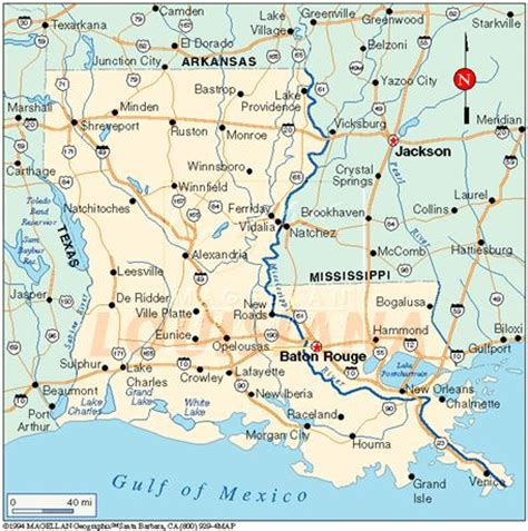 map louisiana and mississippi america s wetland resource center