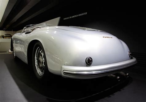 porsche  america roadster  cartype