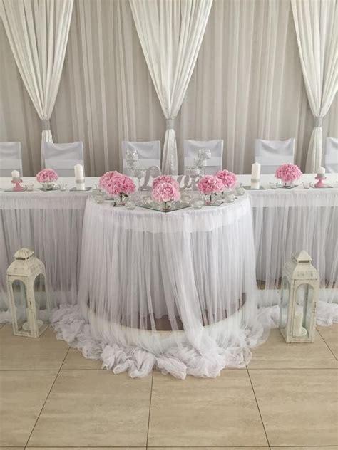 stylish wedding reception table telas wedding wedding table y bridal table