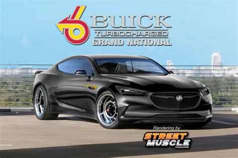 Buick Gnx Concept by Cars You Should Buick Grand National And Gnx