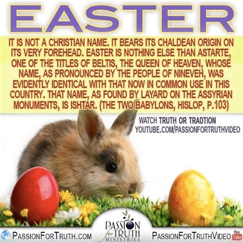 Pagan Easter Meme - 151 best holiday truth images on pinterest