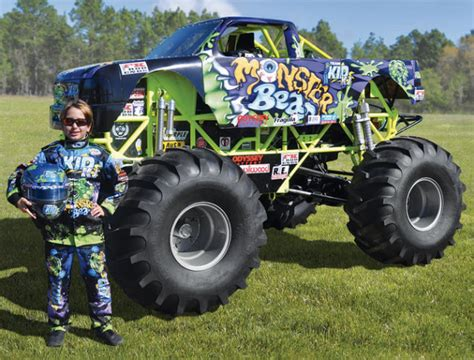 kids monster truck for 125 000 you can buy your kid a miniature monster truck