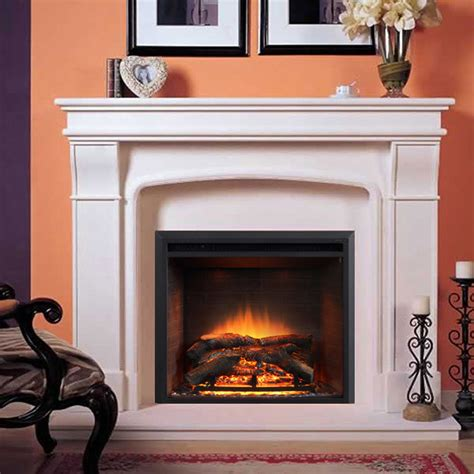 marble fireplace mantels claridge rustic fireplace