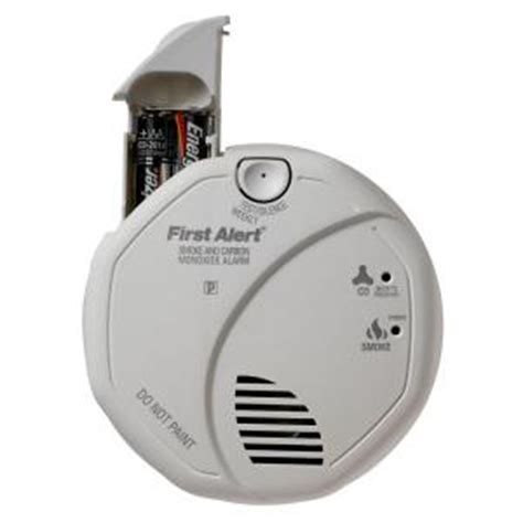 alert battery operated smoke and carbon monoxide