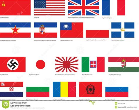 Flags Of The World During Ww2 | image gallery italian flag during ww2
