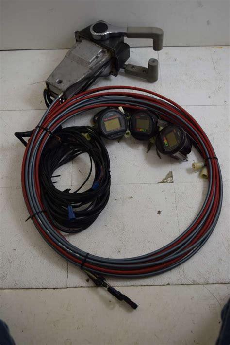 suzuki df225 outboard tach wiring diagram wiring