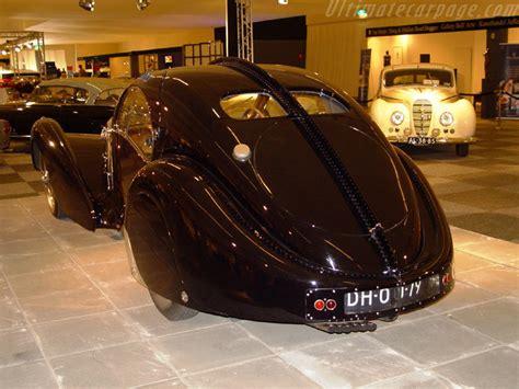 bugatti type 57 sc atlantic replica ultimatecarpage