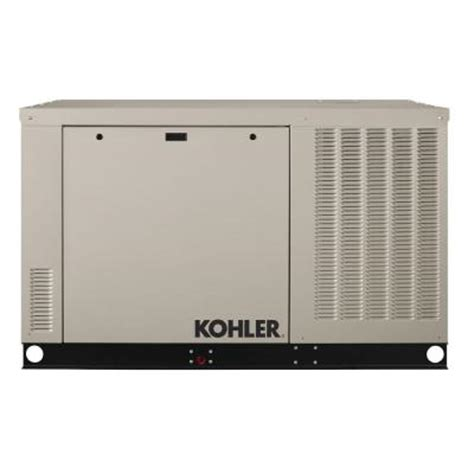 kohler 30 000 watt liquid cooled automatic standby