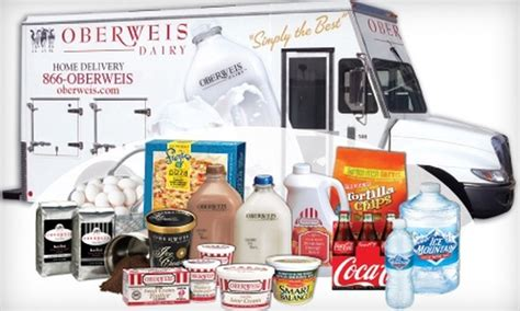 oberweis dairy a in milwaukee wisconsin groupon