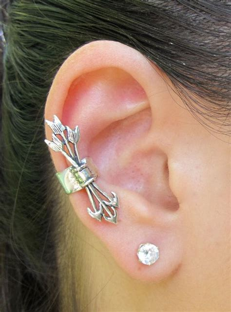 top ear bar best 25 arrow earrings ideas on pinterest ear piercings