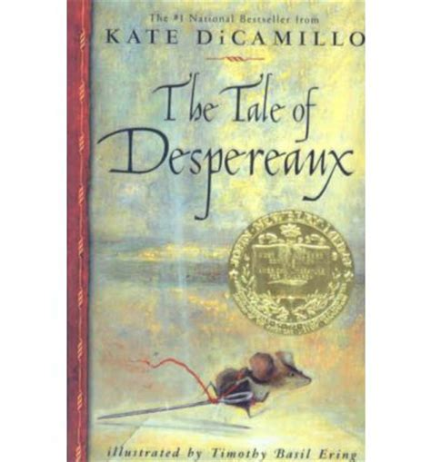 tale of despereaux being the tale of despereaux kate dicamillo 9780756965808