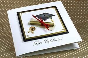 handmade graduation card quot let s celebrate quot