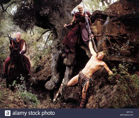 The Beast Master marc singer the beastmaster 1982 stock photo royalty