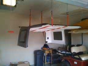 Build Your Own Jeep Hardtop Hoist Cheap And Easy Top Hoist Jkowners Jeep