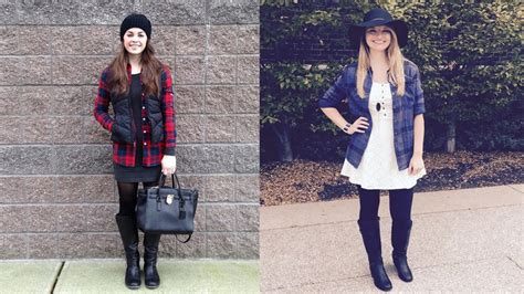 8 Tips On How To Wear The Make Up Trend by Fall Fashion Ideas 20 Style Tips On How To Wear Flannel