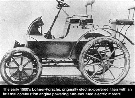 Electric Car Development History Untitled Page Www Odec Ca
