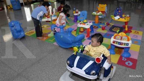 Mainan Anak Gangsing Lu peluang usaha rental mainan anak
