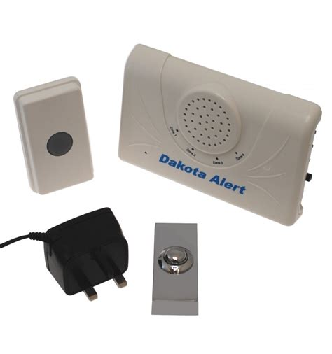 Door Bell Wireless range wireless doorbell chrome push button 800