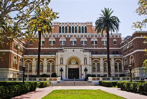 Mba Prerequisites Usc by Cus Tour Of Of Southern California