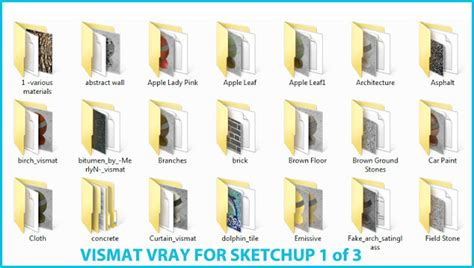 SKETCHUP TEXTURE: Search results for vismat