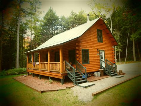 Cabins In Adirondacks For Rent by Adirondack Riverfront Log Cabin Vrbo