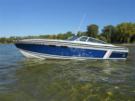 vintage formula boats for sale formula 233 interceptor 1979 for sale for 100 boats