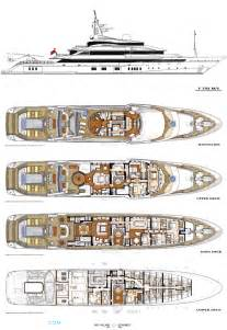 yacht floor plans alfa nero layout oceanco motor yacht superyachts
