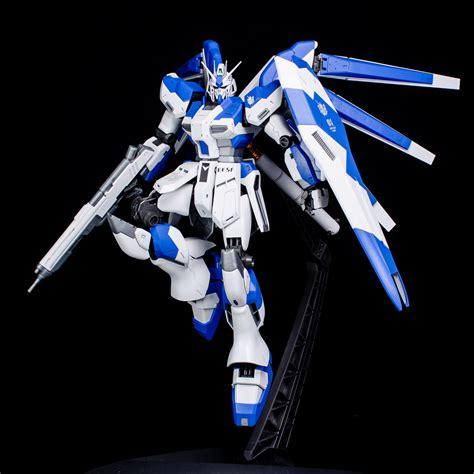 Hi Nu Gundam review mg hi nu gundam hobby hovel