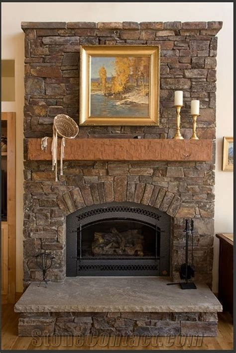 fireplace stone ideas architecture fireplace stone with wooden mantle also stone