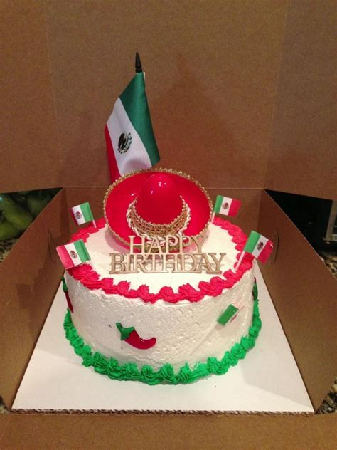 mexican themed cake decorations mexican theme cake mexican themed cake