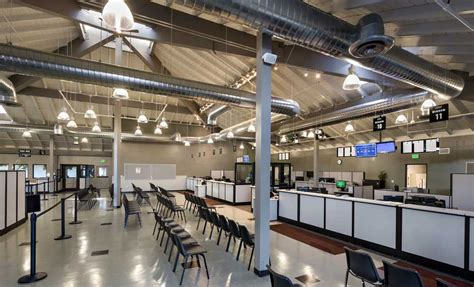 Ca Dmv Offices by Larry Gabriel Architect