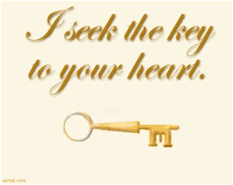 valentine s day cartoon i seek the key to your heart