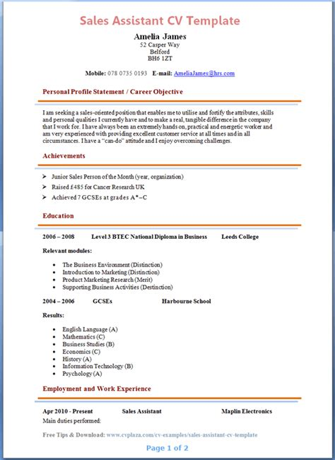 sle resume for assistant manager in retail situation analysis paper 1 best buy brittanie