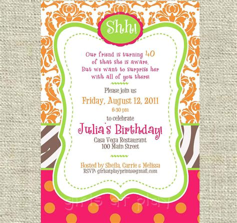 wording ideas for birthday invitations birthday invitation wording ideas invitations templates