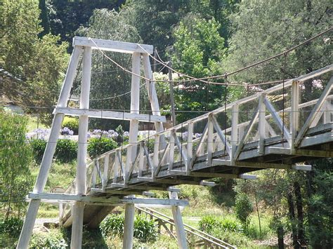the swinging bridge summary file swing bridge suspension bridge 2009 wooden 2 jpg