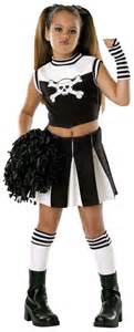 cheerleading halloween costumes party city girls bad spirit cheerleader costume