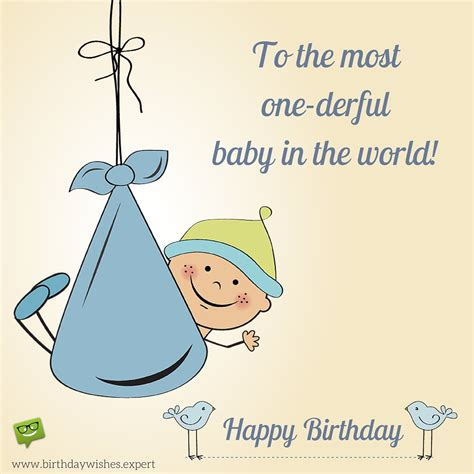 Happy Birthday 1st Year Wishes Birthday Wishes For Babies A Child S First Years In Life