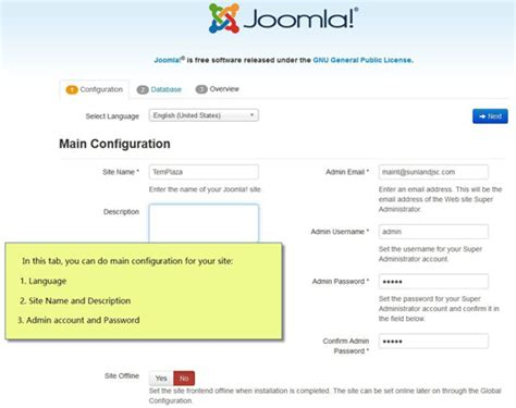 how to install template in cpanel how to install joomla 3 template with quickstart using