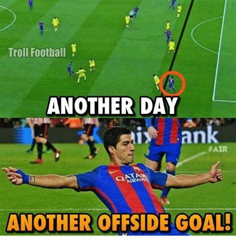 Troll Football Memes - 25 best memes about offsides offsides memes