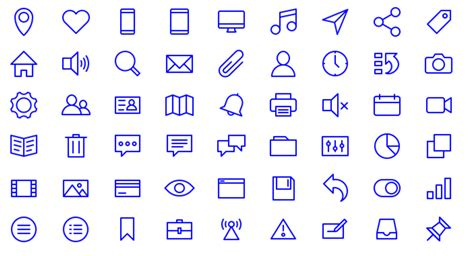 typography icon icon fonts list of 41 beautiful free icon fonts