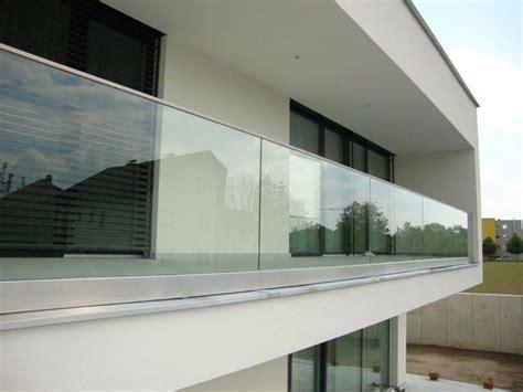 Balkongeländer Glas by 1000 Ideen Zu Balkongel 228 Nder Glas Auf