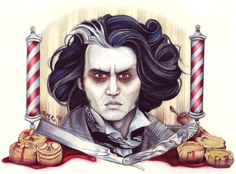 sweeney todd tattoo sweeney todd by tavington on deviantart