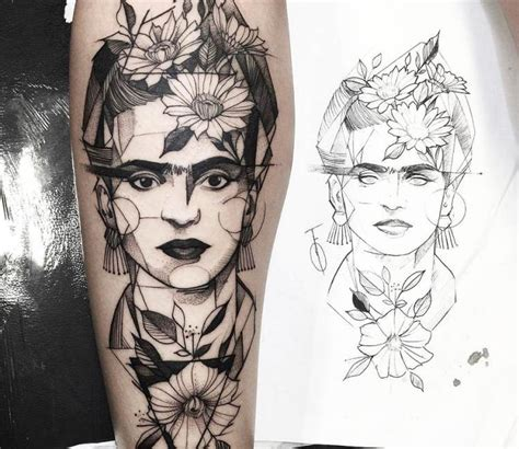 frida kahlo tattoo frida kahlo by fredao oliveira photo no 14252
