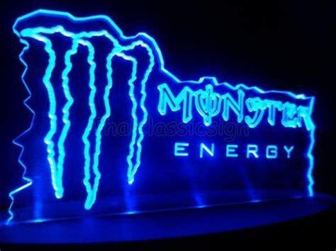 Monster Bobby Aufkleber by Light Beer Led Night Light And Monster Energy On Pinterest
